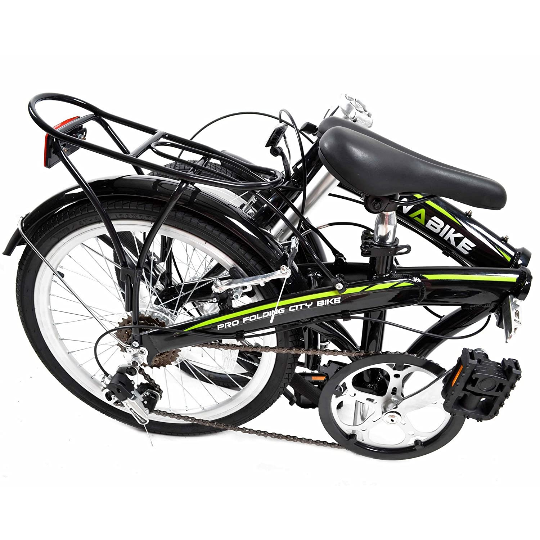 Stowabike 20 Pro Alloy Folding Compact City Road