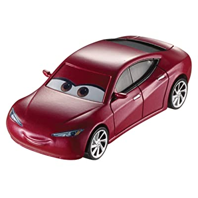 Disney Pixar Cars: Natalie Certain: Toys & Games