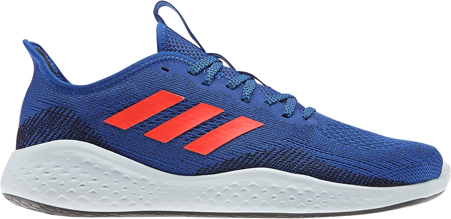 adidas Fluidflow, Chaussure de Course Homme Team Royal Blue Solar Red Tech Indigo