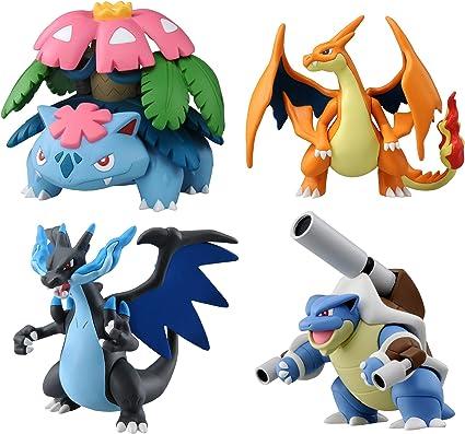 Tomy Pokemon Mega XY Pokemon 1 Figura Pack - Charizard X, Y, o ...