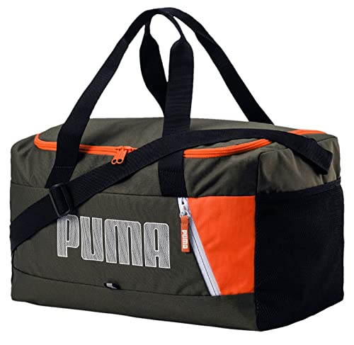512be54d46 Puma Fundamentals Sports Bag Graphic S II Forest Night: Amazon.fr ...