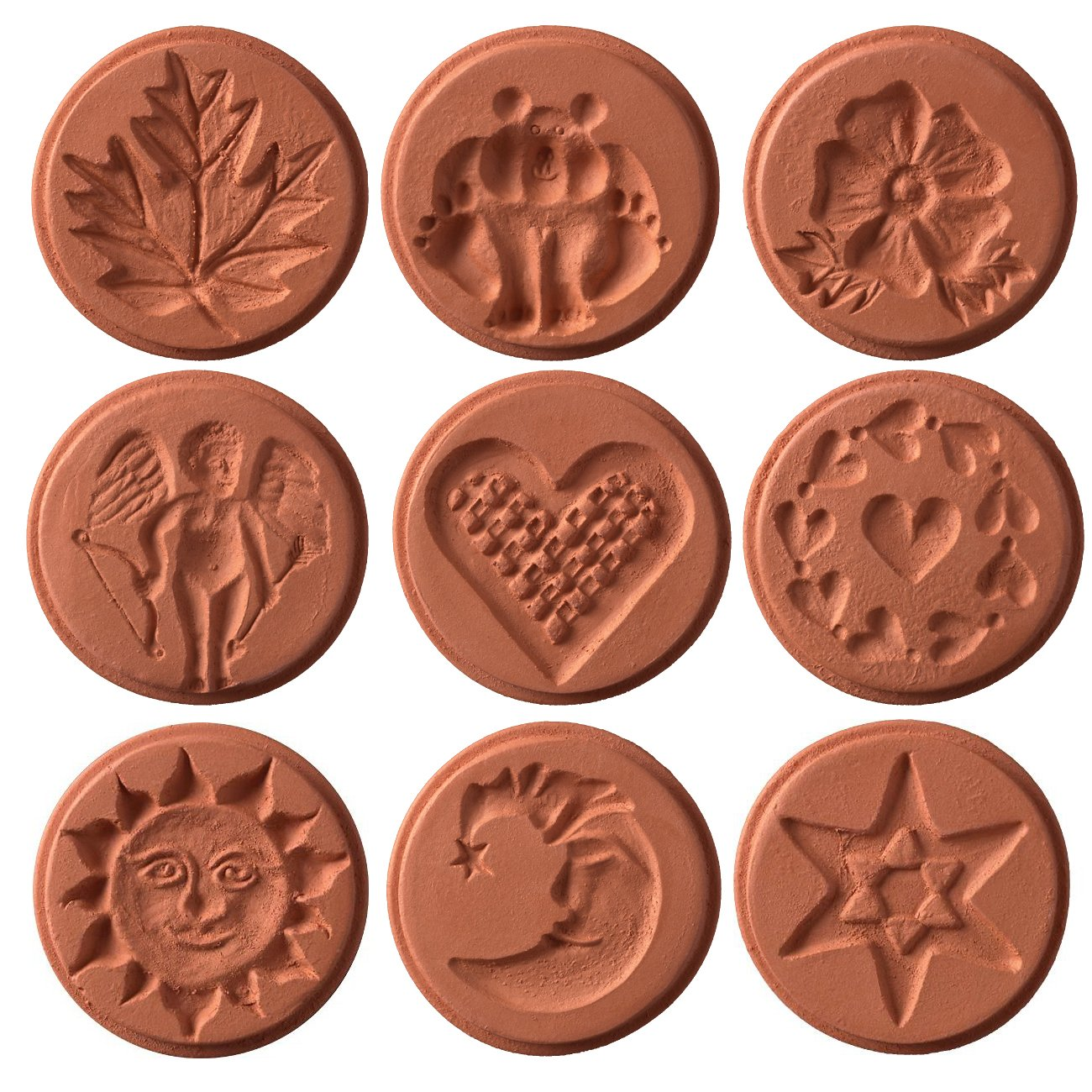 Christmas Cookie Stamps - Full Set of 9 Designs: Amazon.ca: Home ...