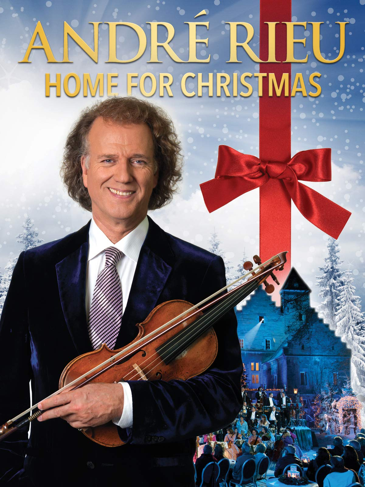 André Rieu - Home For Christmas on Amazon Prime Instant Video UK