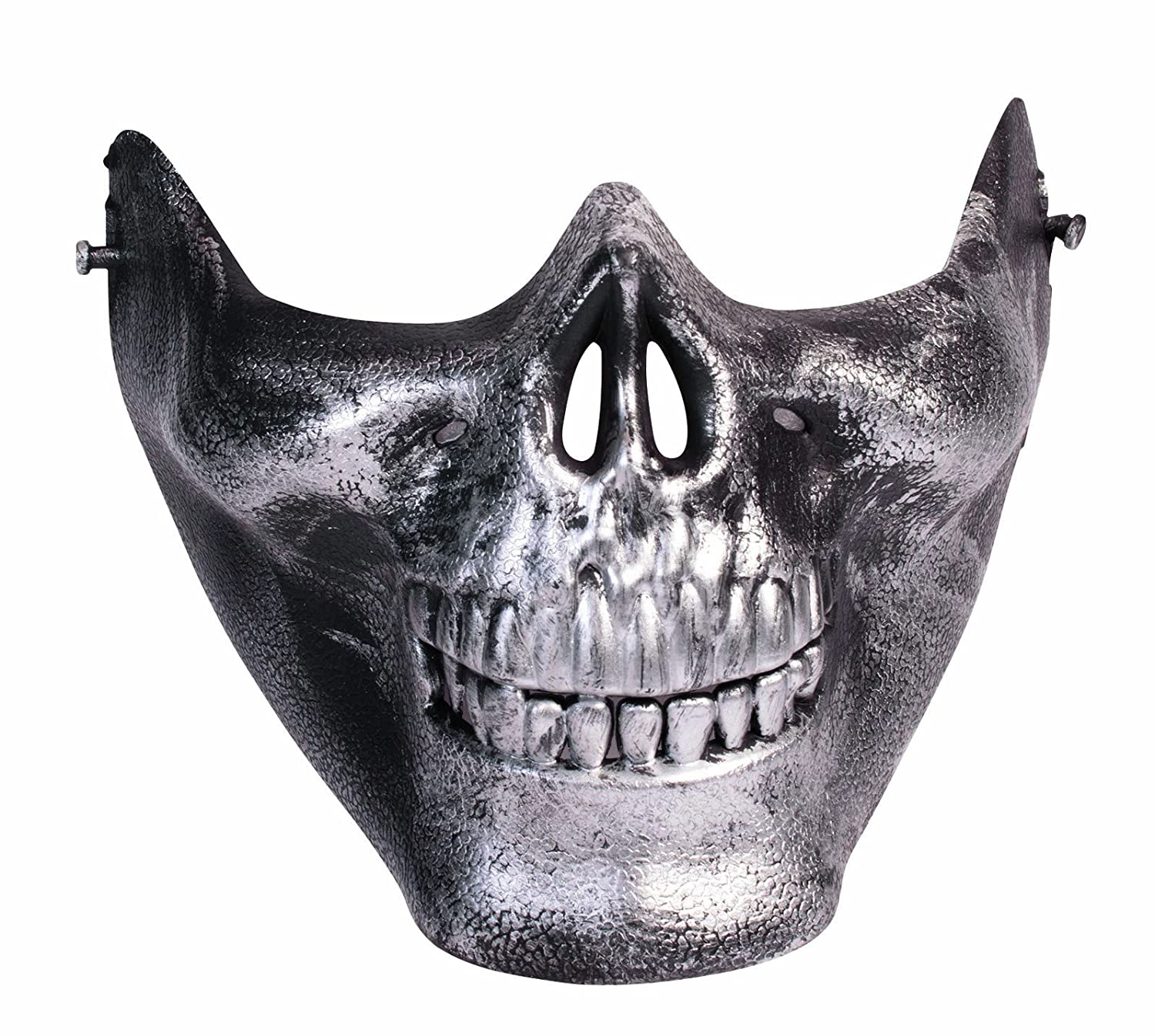 Men's Immortan Joe Skull Half Mask