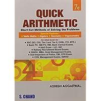 Quick Arithmetic: Short -Cut Methods of Solving the Problems