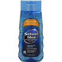 Selsun Blue Deep Cleaning, Dandruff Shampoo, 11 Fl Oz, Pack of 1