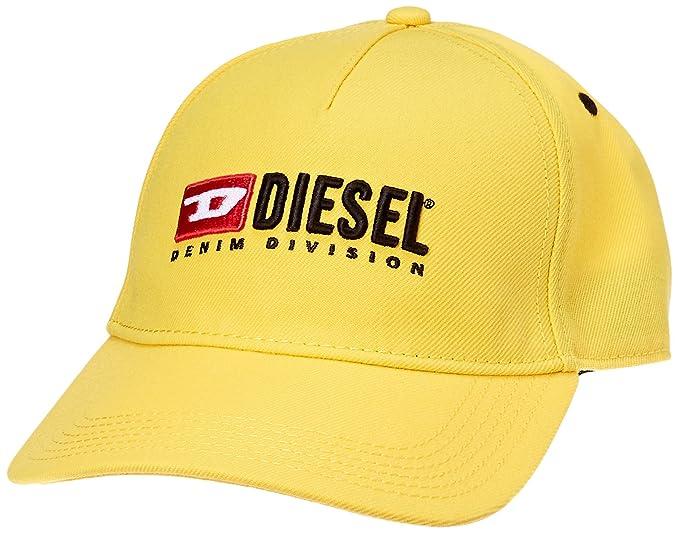 Diesel 00SIIQ OLAOI CAKERIM-MAX Sombrero Unisex Yellow II