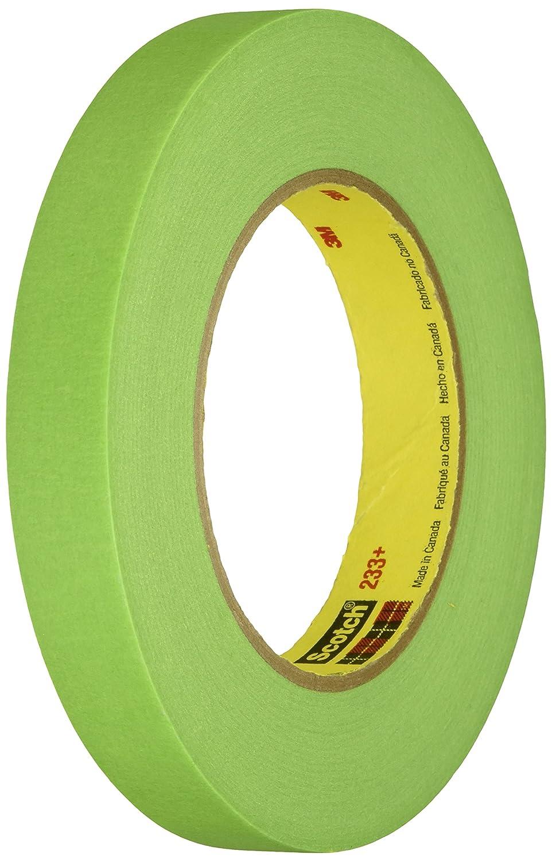 3M 26334 Scotch Performance Masking Tape (233+, 26334, 18 mm x 55 m), 48 Pack NAS-B000I0ZA2A