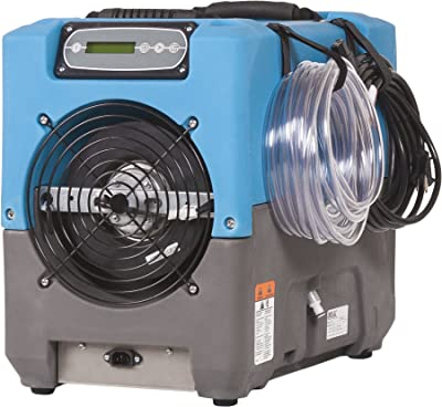 Dri-Eaz F413 Revolution LGR Dehumidifier, 12.5 inches