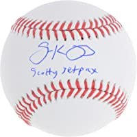 "$97 » Scott Kingery Philadelphia Phillies Autographed Baseball with""Scotty Jetpax"" Inscription - Fanatics Authentic Certified"