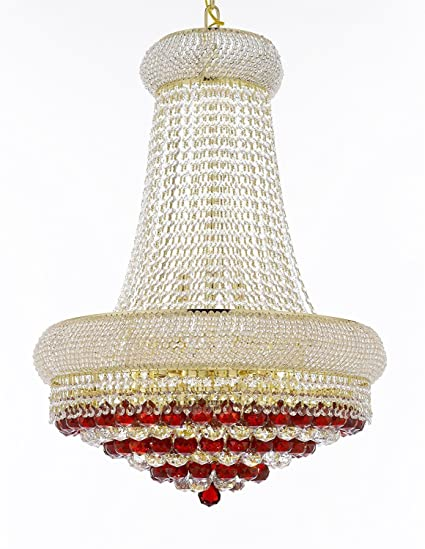 Amazon.com: Estilo marroquí francés Empire araña de techo ...