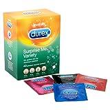 Durex Surprise Me Variety Condoms - Pack of 40