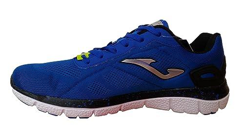 Joma - Zapatillas de Gimnasia para Mujer Azul Royal 41: Amazon.es: Zapatos y complementos