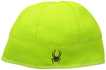 fa9387f0fb0b0a Amazon.com : Spyder Men's Core Sweater Hat, Theory Green, Large/X ...