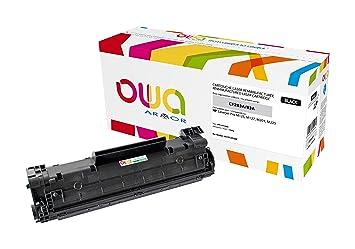 Armor cf283a toner laser remanufacturée compatible avec imprimante