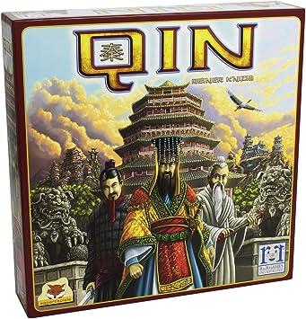 R & R de Juegos - Qin Juego de Mesa: aa.vv.: Amazon.es: Juguetes y juegos