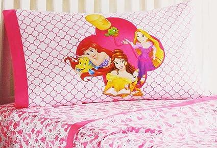 amazon com kohl s disney princess 4 piece full bed sheets ariel