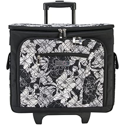 Amazon Everything Mary Sewing Machine Rolling Tote Best Joann Rolling Sewing Machine Tote