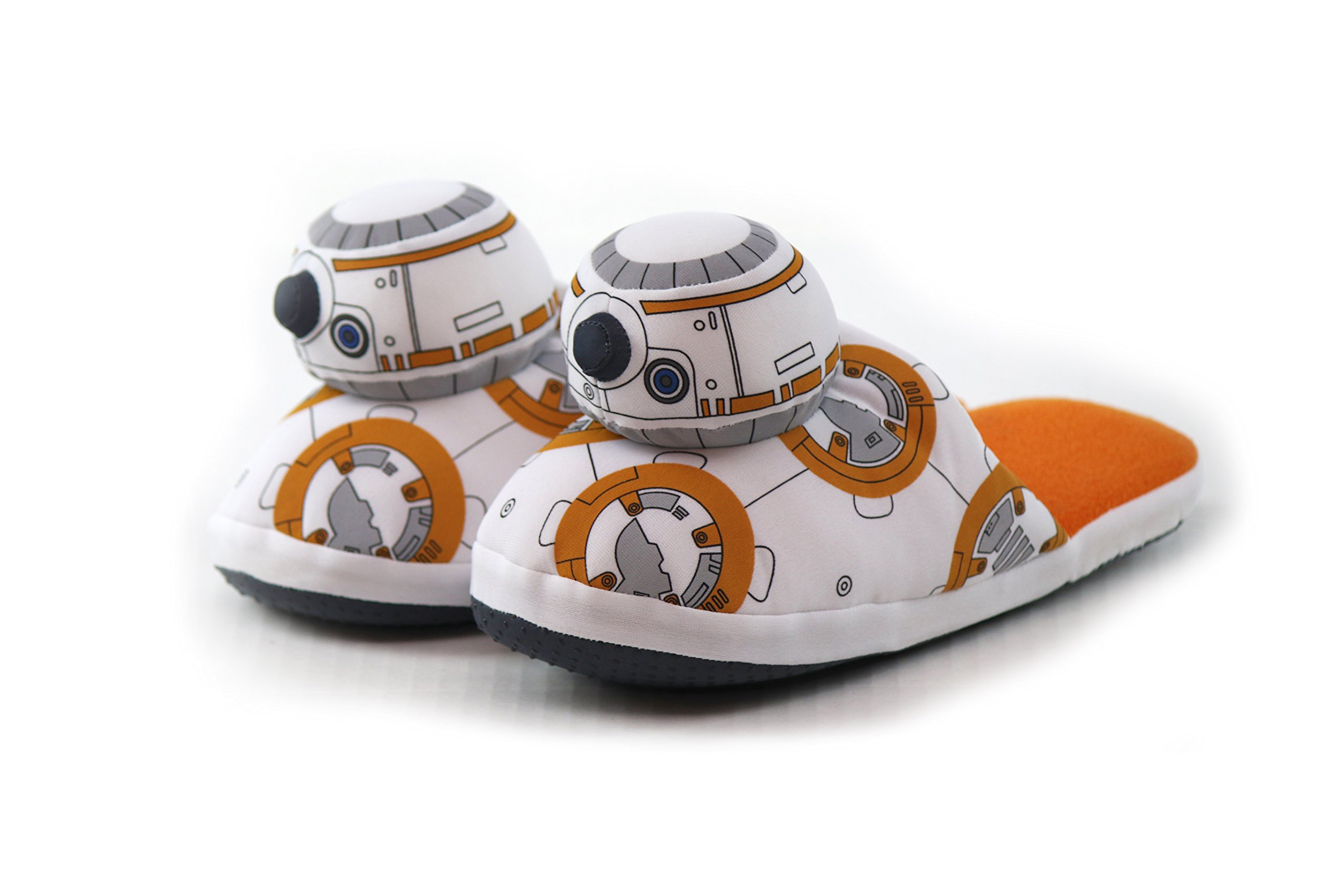 Comic Images BB-8 Star Wars Slippers, Small