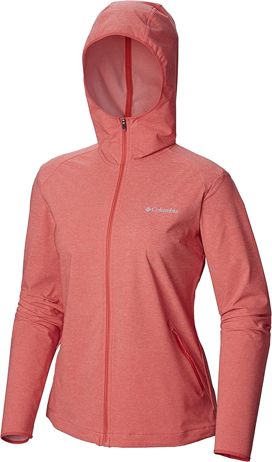 Columbia Heather Canyon Softshell Veste Femme
