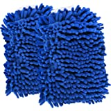 Good Car Wash Mitts Chenille Microfiber Wash Sponge