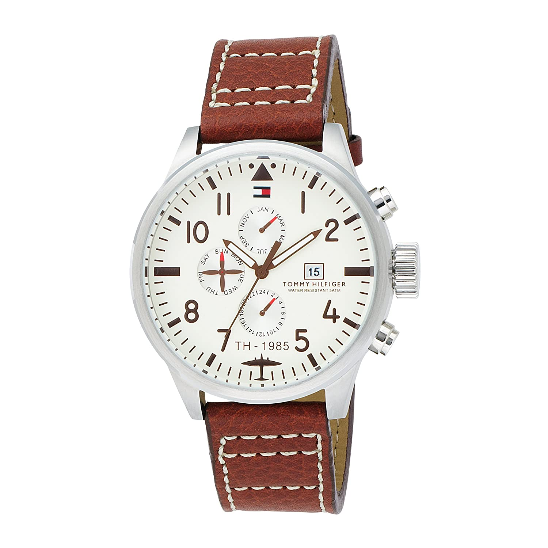 Mens 1790684 Sport Multi Eye Stainless Steel Watch