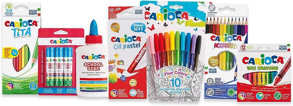 CARIOCA SET DIY | 53227 - Kit Manualidades para los Trabajos ...