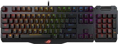 Asus ROG Claymore - Teclado gaming mecánico RGB con teclado ...