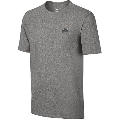 factory authentic ba0c2 0c072 Nike Herren Club Embroidered Futura T-Shirt