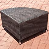 Source Outdoor Circa Round Coffee Table, Standard