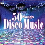 3 CD 50 Hits Disco anni '70, Gloria Gaynor, Donna Summer, Gibson Brothers. Grandi successi come I Will Survive, Celebration, We Are Family …