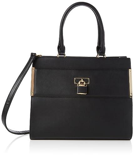 7ca29515c93 Aldo Womens Harondan Tote Black - Black  Amazon.in  Shoes   Handbags