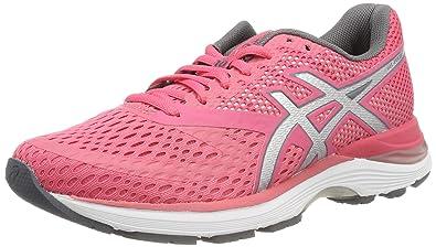 2546e27c5881 ASICS Gel-Pulse 10, Chaussures de Running Compétition Femme, Multicolore  (Pink Cameo