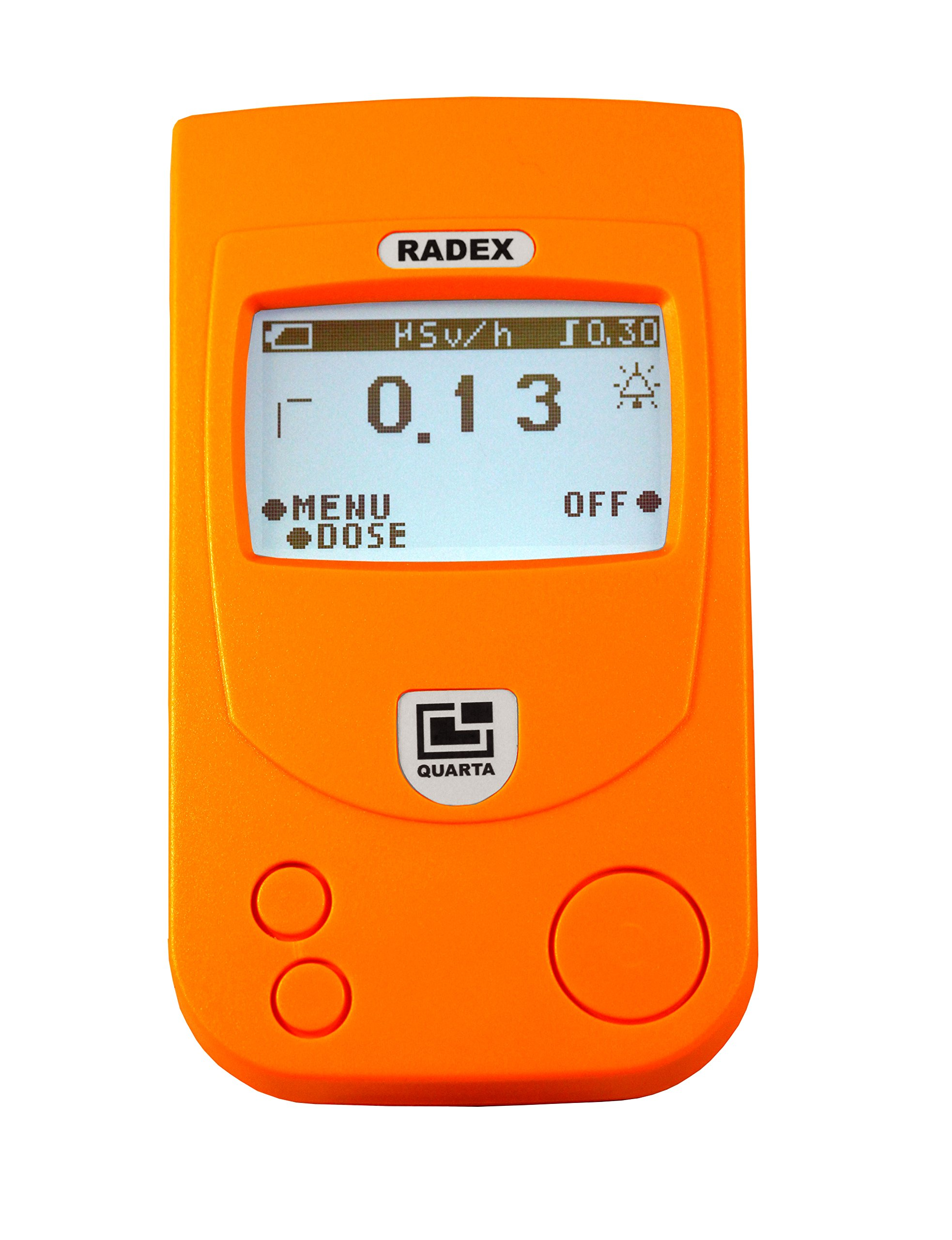 RADEX RD1503+ with Dosimeter (Outdoor Version): High accuracy geiger counter, radiation detector