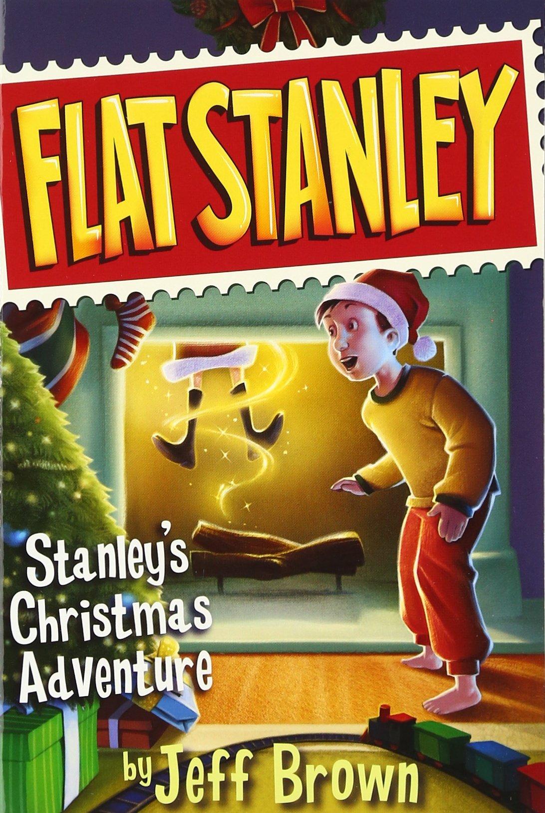 Stanleys Christmas Adventure Flat Stanley product image