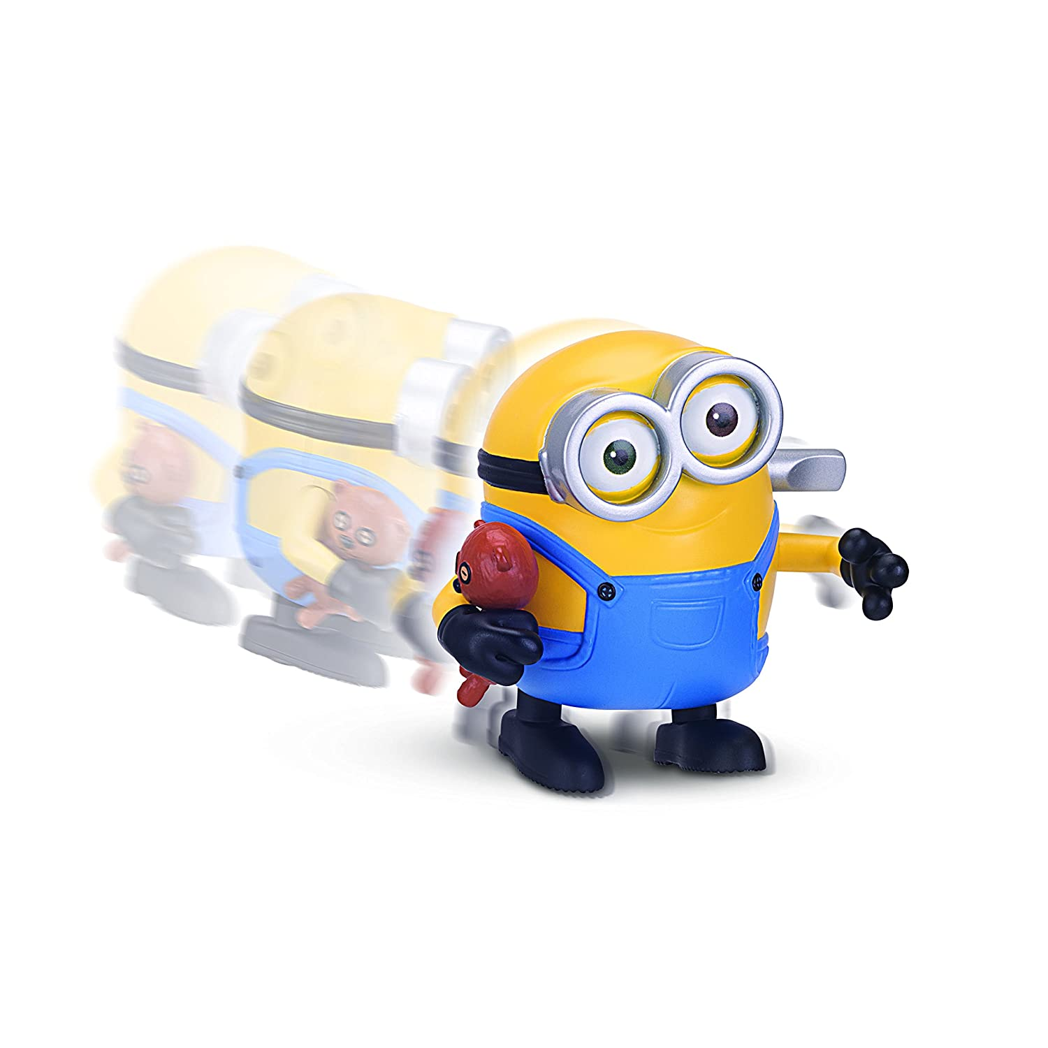Minions Wind-Action Bopping Along Bob Thinkway Toys 20135