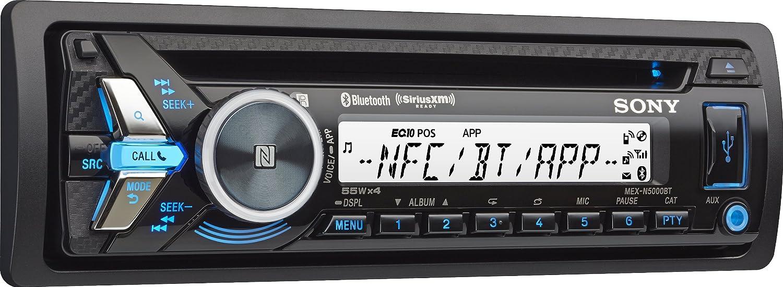 Sony MEX-M70BT Bluetooth Marine-Radio schwarz: Amazon.de: Elektronik