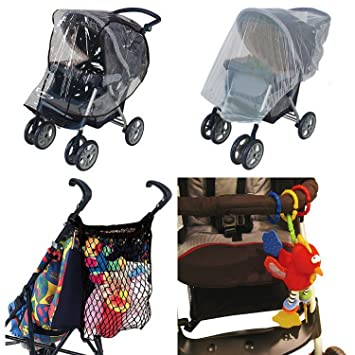 Amazon.com : Jeep Stroller Essential Accessories Starter Kit ...