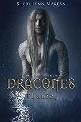 Dracones Thaniel : Wereleopard & Dark Dragon Shifter Kindle Edition