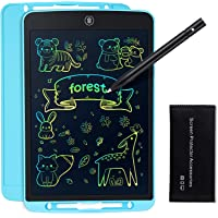 LCD Writing Tablet, 12 Inch Colorful Doodle Board, Electronic Drawing Board with Lock Function Eye Protection…