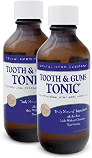 product image for Dental Herb Company - Tooth & Gums Tonic (18 oz.) Mouthwash (2 Bottles)