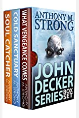 The John Decker Box Set: Books 1 & 2, and the Prequel.: Action-packed Supernatural Thrillers Kindle Edition