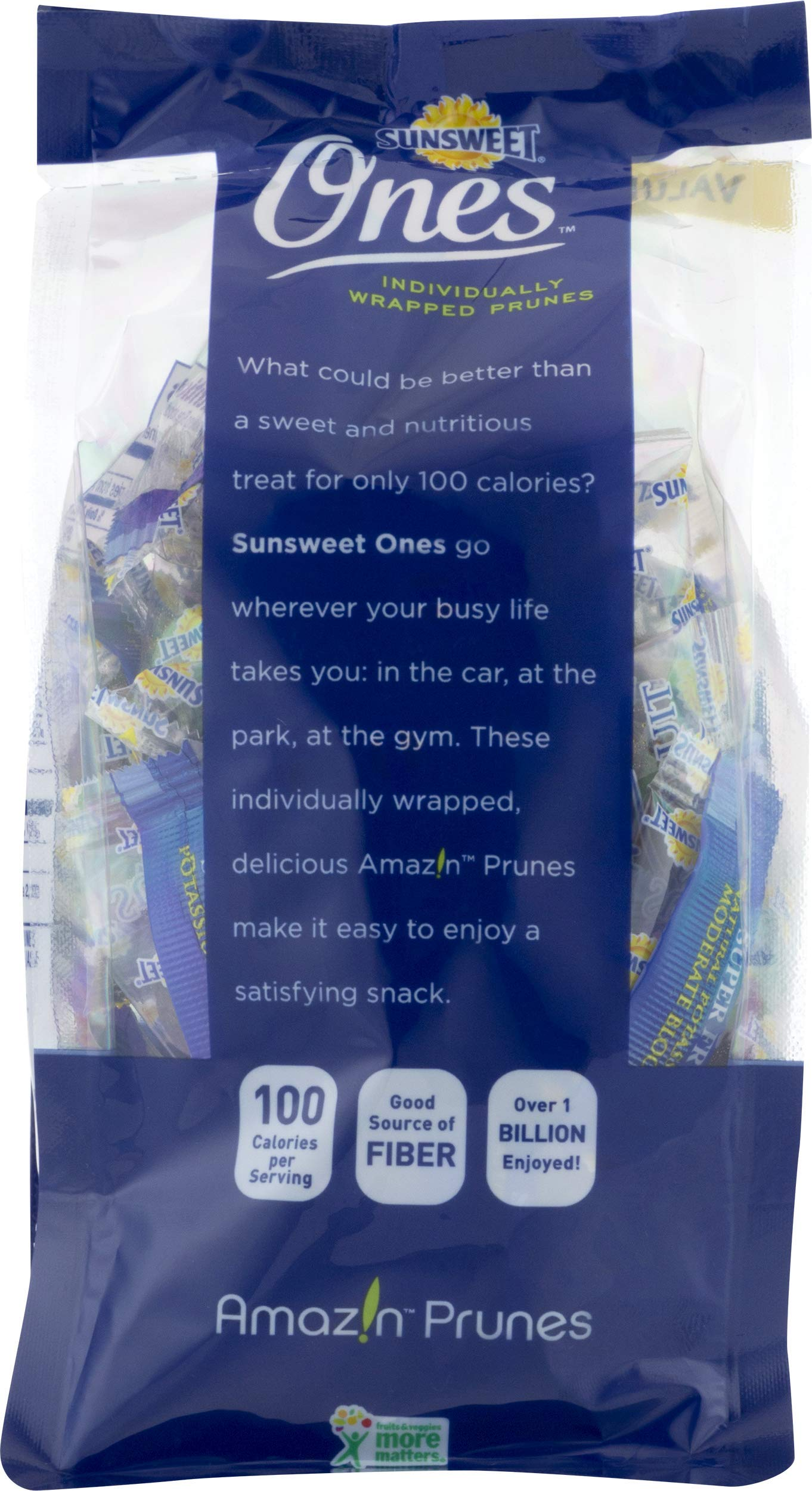 Sunsweet Amazin Prunes Blend Value Pack, 12 Oz - 2 Pack by Sunsweet