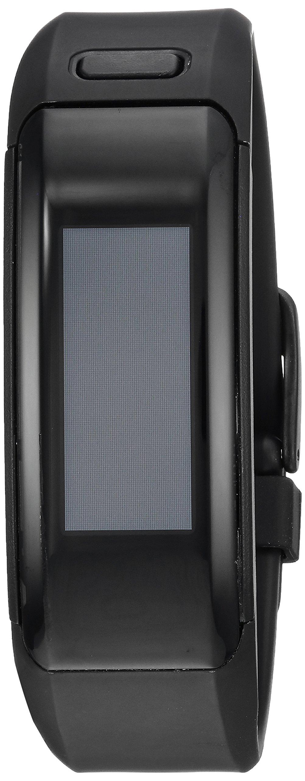 Garmin vívosmart HR Activity Tracker Regular Fit - Black (Certified Refurbished)