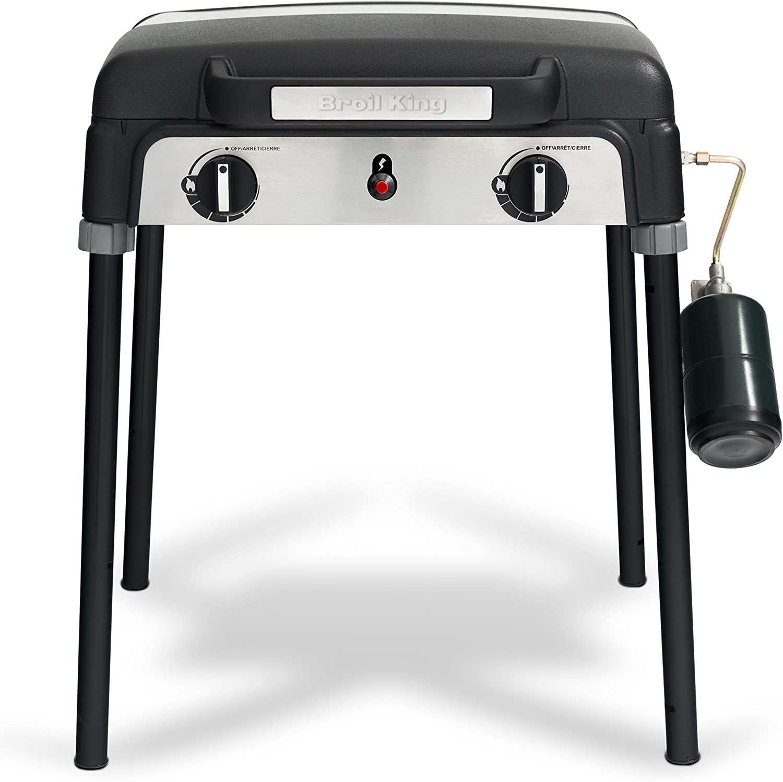 Broil King 920254 Porta-Chef Portable Stove, Black