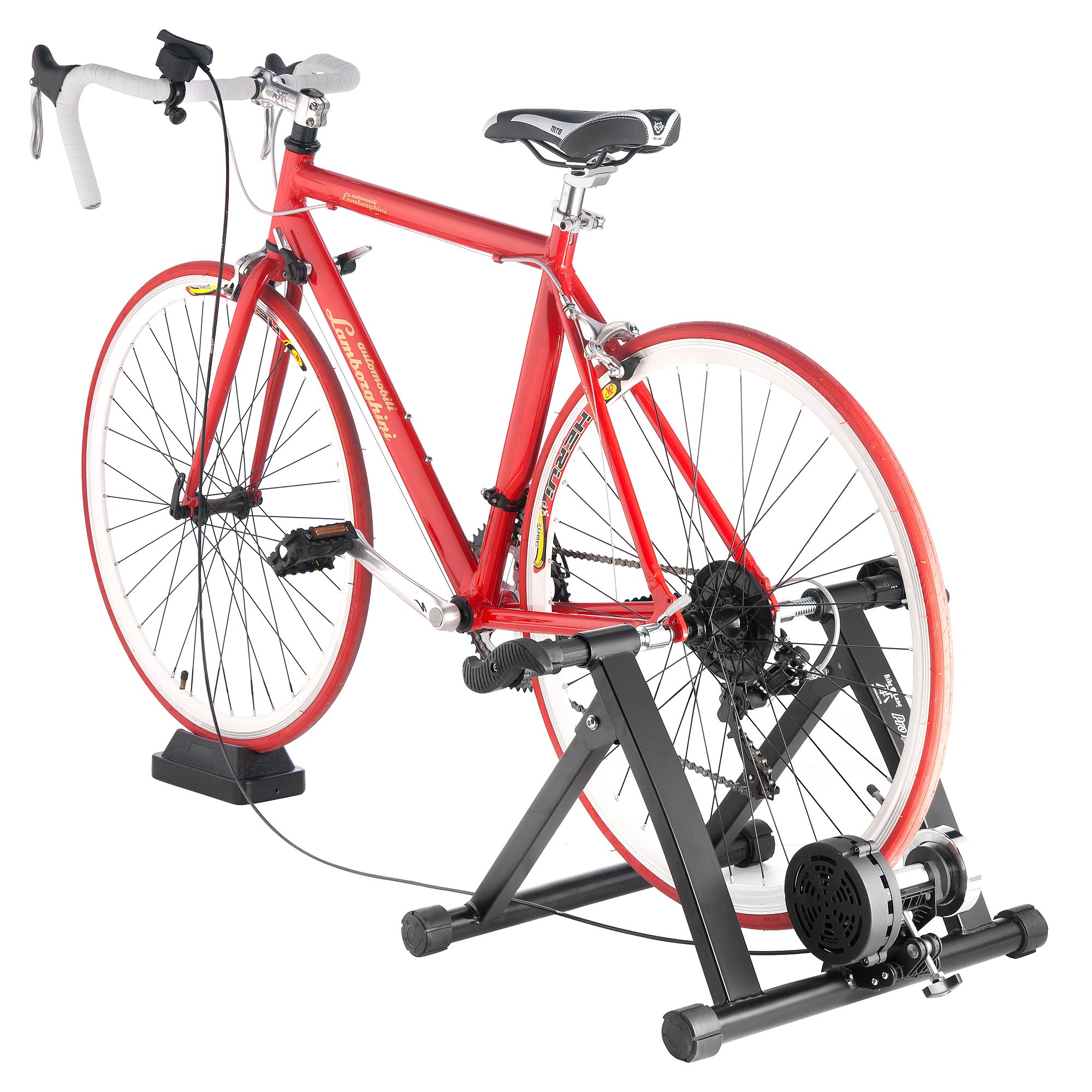 Bike Lane Pro Trainer Bicycle Indoor Trainer Exercise Machine Ride All Year by Bike Lane (Image #2)