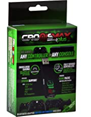Cronusmax Plus Game Adapter for PS4 PS3 Xbox One 360 2017 Version with Add On Pack [Edizione: Regno Unito]