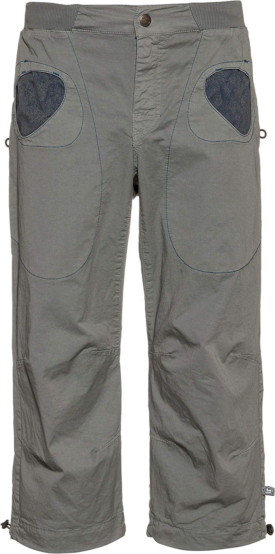 E9 R3 3//4 Pants Men Grey 2020 Shorts