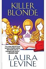 Killer Blonde (A Jaine Austen Mystery series Book 3) Kindle Edition