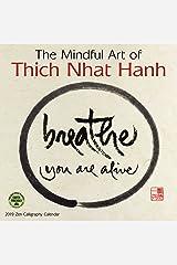 The Mindful Art of Thich Nhat Hanh 2019 Zen Calligraphy Wall Calendar Calendar